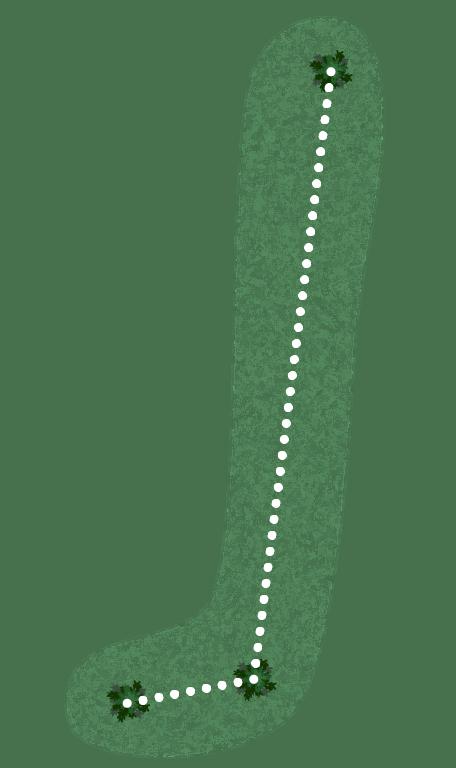 Nature Park Hvid Klatrebane layout