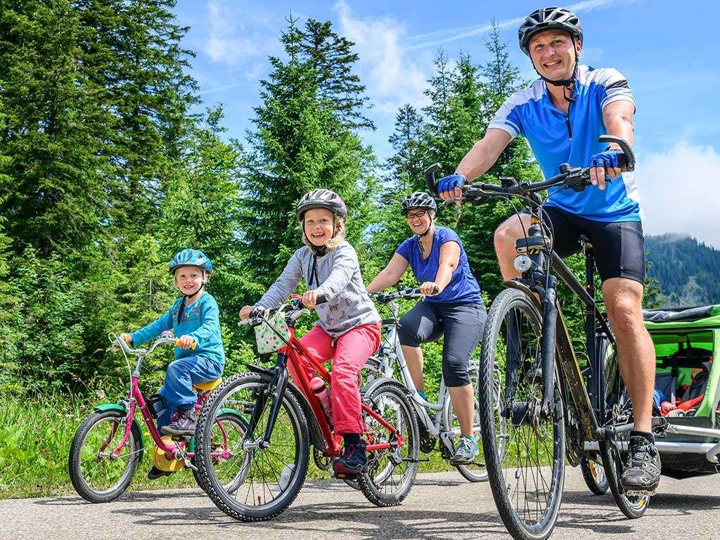 Cykeltur til Nature Park