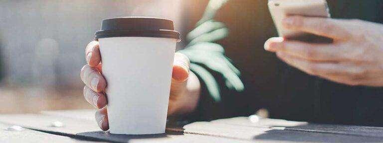 Kaffe og snacks